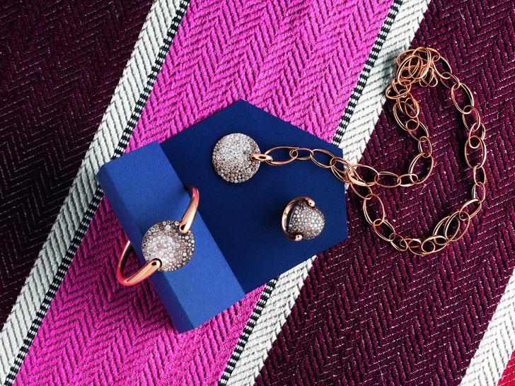 Новые браслеты Pomellato Sabbia