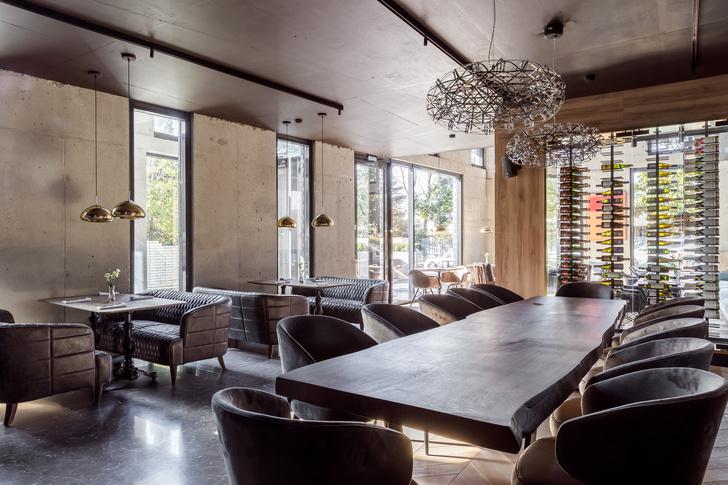 Ресторан Nabokov в Сочи (фото 12)