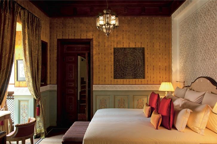 Oriental look: отели для влюбленных в Восток (фото 12)