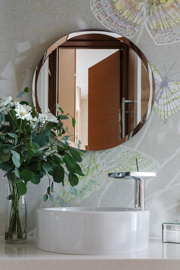 "Квартира 110 м²: проект архитектурной мастерской ""Акант"" (галерея 16, фото 0)"