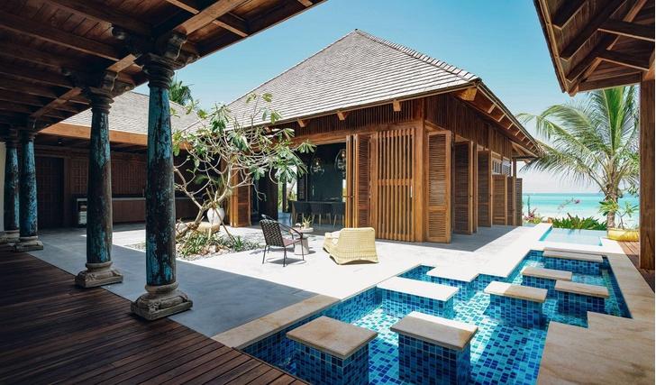 ТОП-10 дизайнерских отелей на островах (фото 11)