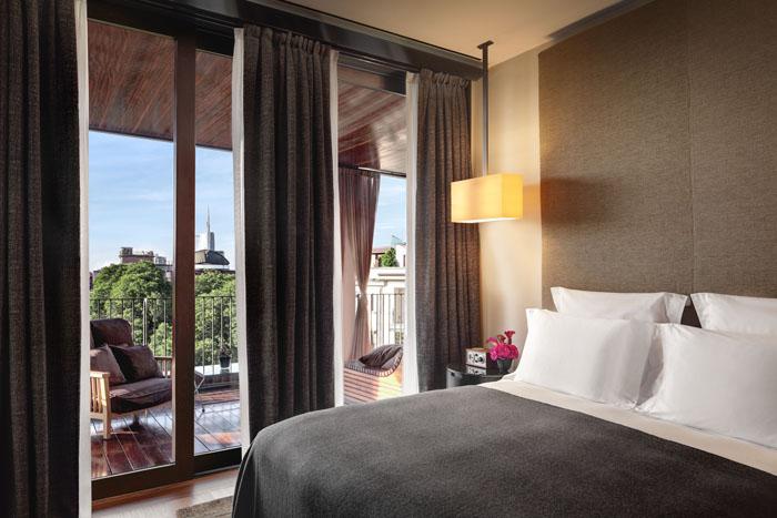 Италия, Милан, Bulgari Hotel