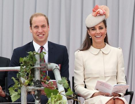 Итоги года 2014: лучшие фото Кейт Миддлтон и принца Уильяма | галерея [7] фото [3]