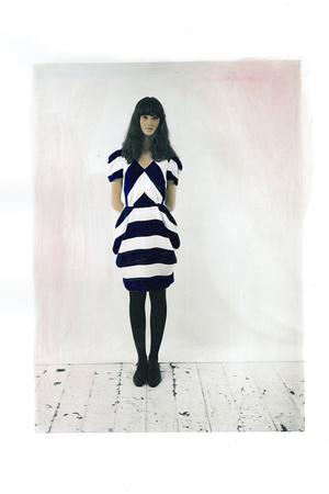 Показ Eley Kishimoto коллекции сезона Осень-зима 2010-2011 года Prêt-à-porter - www.elle.ru - Подиум - фото 149294