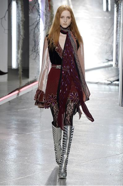 Неделя моды в Нью-Йорке 2015: день восьмой | галерея [1] фото [1]