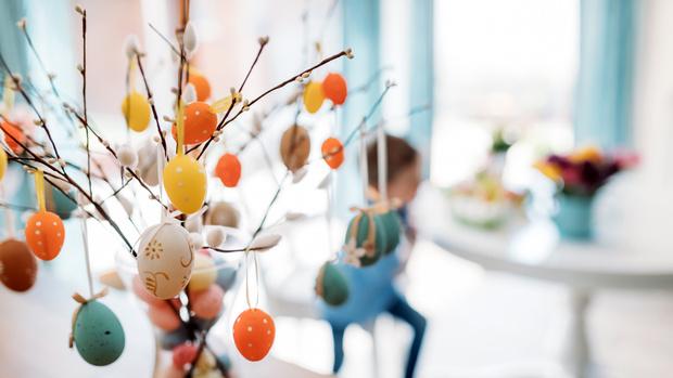 Как украсить праздничный стол к Пасхе ? (фото 16)