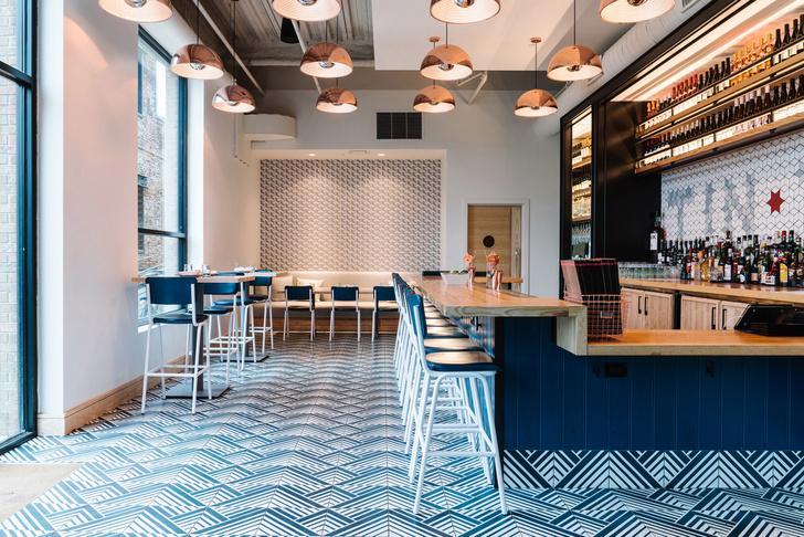 Французский ресторан и бар в Атланте (фото 9)