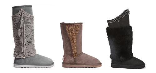 тренды обуви 2014