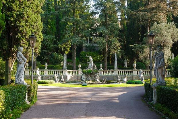 Топ-10 отелей с садами (фото 21)