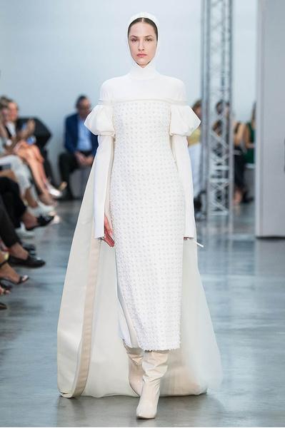 В Москве состоялся показ осенне-зимней коллекции Edem Couture | галерея [1] фото [2]
