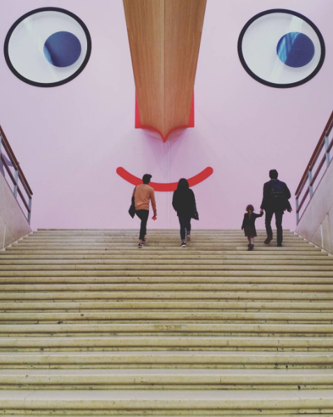 Инстаграм дня: Милан накануне открытия iSaloni 2017