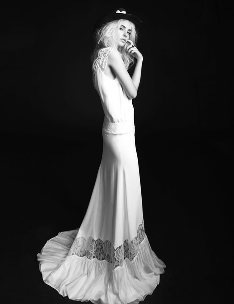 ЛЮБО-ДОРОГО: свадебная мода 2015   галерея [1] фото [5]