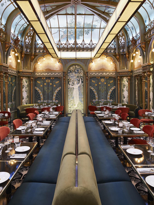 Новый Beefbar в Париже по проекту Humbert & Poyet (галерея 10, фото 2)