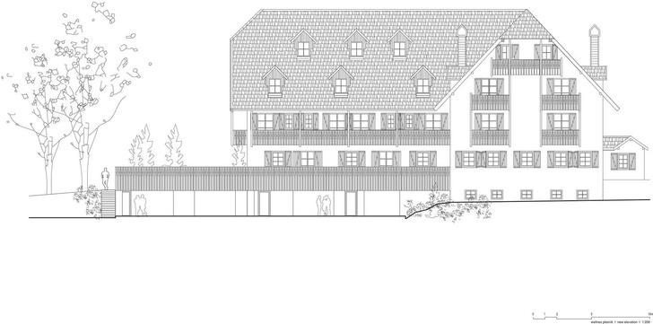 Семейный бутик-отель с велнес-центром в Словенских Альпах (фото 22)