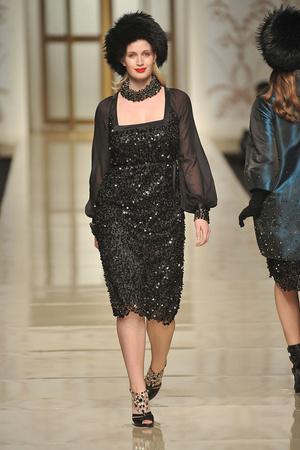 Показы мод Elena Miro Осень-зима 2009-2010 | Подиум на ELLE - Подиум - фото 3178