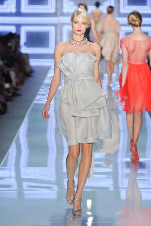 Показы мод Christian Dior Весна-лето 2012 | Подиум на ELLE - Подиум - фото 1820