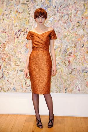 Показы мод Barbara Tfank Осень-зима 2011-2012 | Подиум на ELLE - Подиум - фото 2366