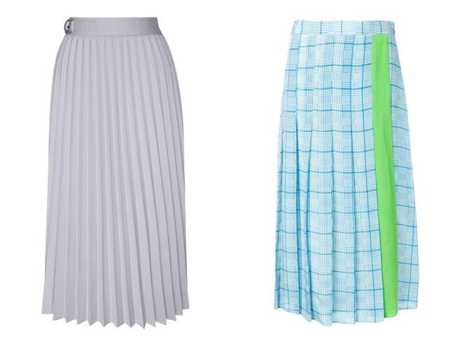 Какую юбку мы будем носить этим летом? Плиссированную! (фото 7)