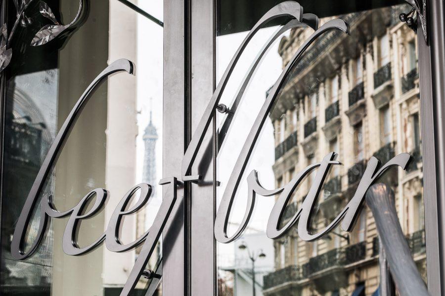 Новый Beefbar в Париже по проекту Humbert & Poyet (галерея 10, фото 3)