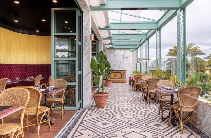Ресторан Gucci Osteria в Лос-Анджелесе (фото 8)