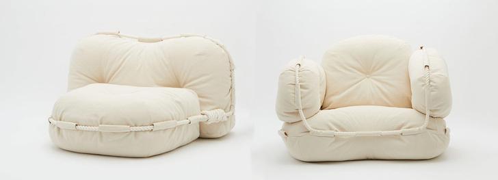 Облачные кресла студии Faye Toogoo (фото 0)