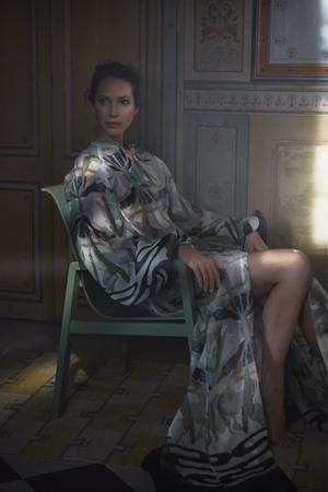 Кристи Тарлингтон Бернс стала новым лицом H&M Conscious Exclusive (фото 2)