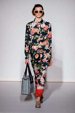 Показы мод Clements Ribeiro Весна-лето 2013 | Подиум на ELLE - Подиум - фото 1190