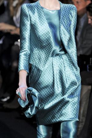 Показ Giorgio Armani Privé коллекции сезона Весна-лето 2011 года Haute couture - www.elle.ru - Подиум - фото 215609