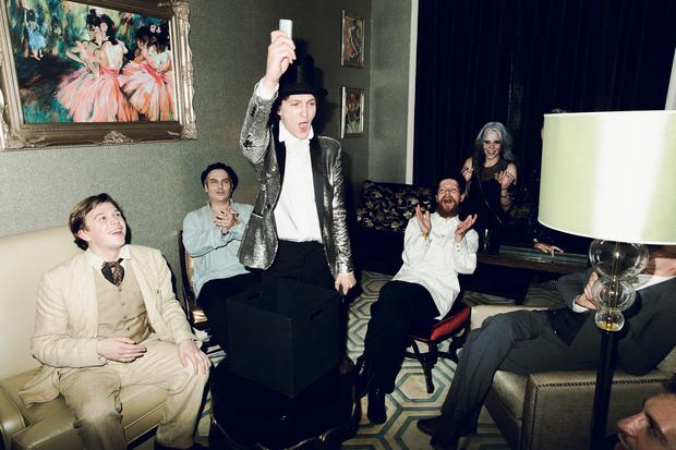 Как прошла вечеринка AfterHalloween в отеле St. Regis (фото 5)