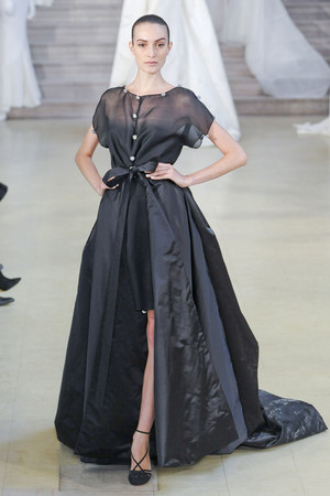 Показ Alexis Mabille коллекции сезона Весна-лето 2011 года Haute couture - www.elle.ru - Подиум - фото 214834