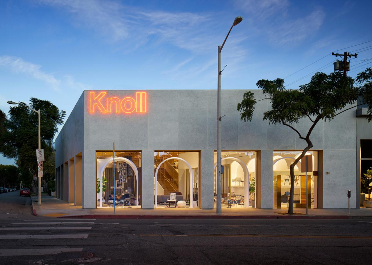 Новый шоу-рум Knoll в марокканском стиле (галерея 4, фото 0)