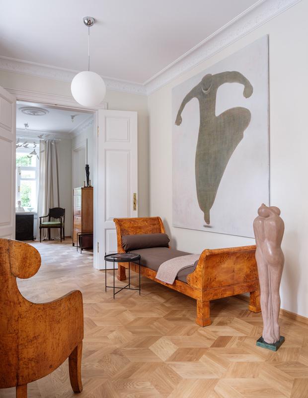 Французу отдана: съемная квартира в  Москве (фото 5)