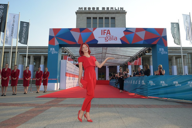 Выставка техники будущего IFA 2017 открылась в Берлине фото [17]