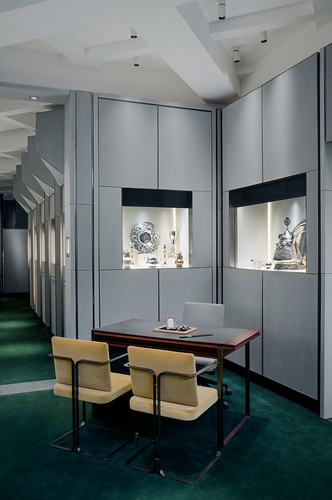 Антикварный салон Wartski в Лондоне (фото 7.2)