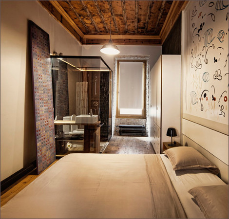 Международная Школа Дизайна – о бутик-отелях Стамбула   галерея [1] фото [5]