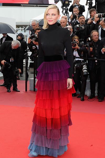 Красная дорожка шестого дня Каннского кинофестиваля (галерея 1, фото 9)