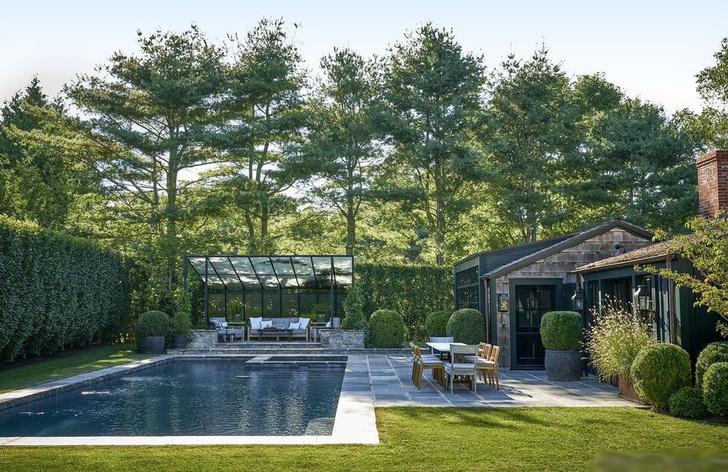 15 восхитительных проектов бассейнов для загородного дома (фото 6)