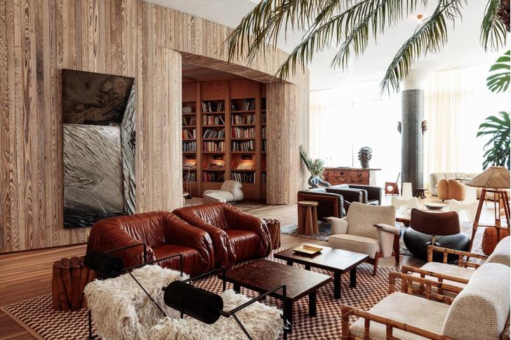 Бутик-отель Santa Monica Proper по проекту Келли Уэстлер (фото 5)