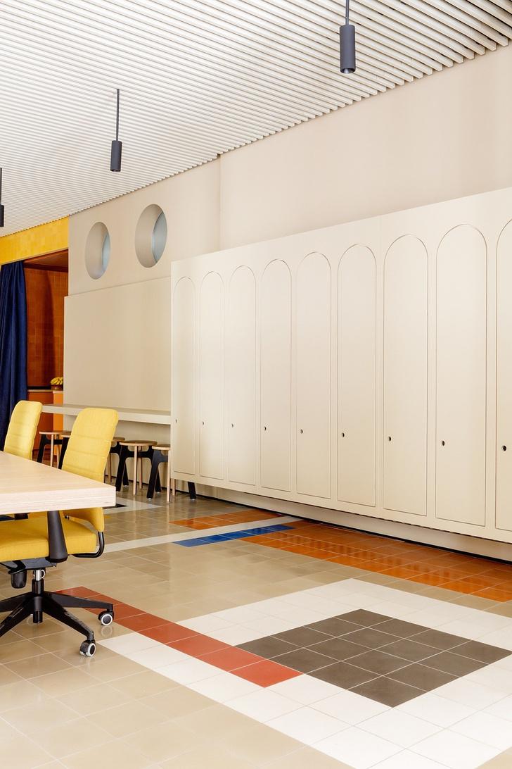 Офис для жизни в Мадриде (фото 6)