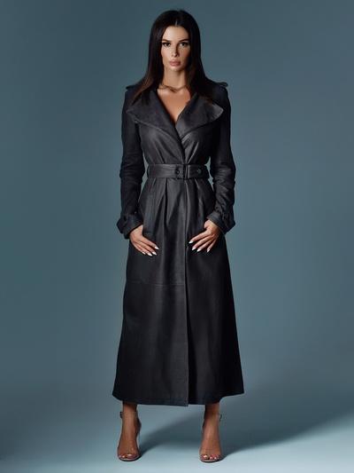 Осенне-зимняя коллекция кожаной одежды Victoria Torres (галерея 4, фото 0)