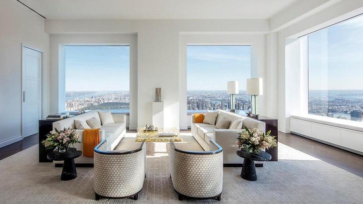 Алекс Родригес подарил Джей Ло одну из самых дорогих квартир Нью-Йорка (фото 8)