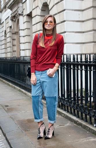 Back to 90s: 5 способов носить mom-джинсы (фото 20)