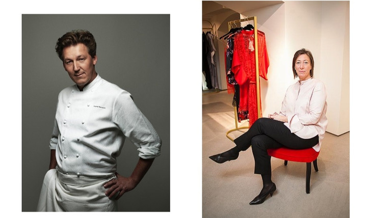 Просто вместе: шоколатье Пьер Марколини и дизайнер Карин Жильсон о своей коллаборации ко Дню Святого Валентина (фото 1)
