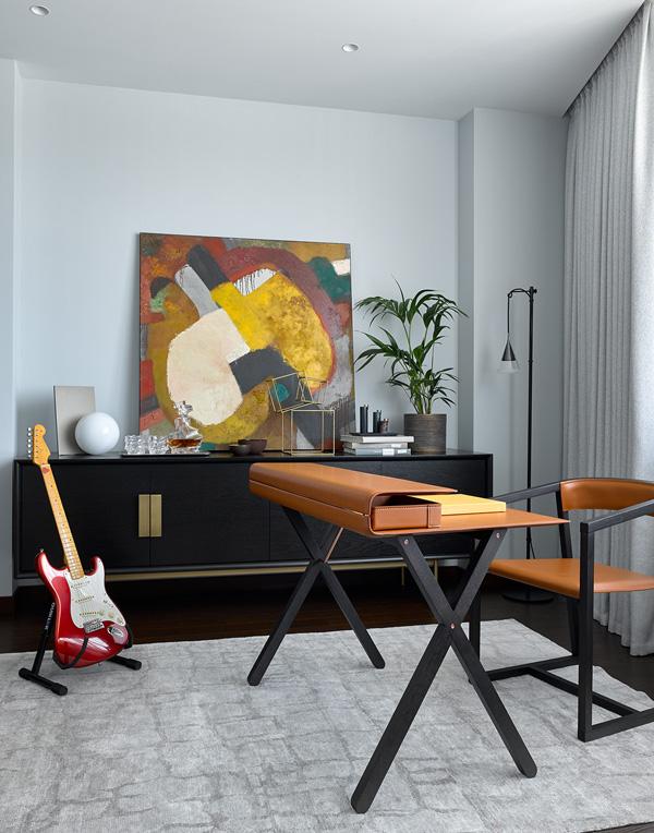 Домашние кабинеты: 30 интерьеров (галерея 0, фото 3)