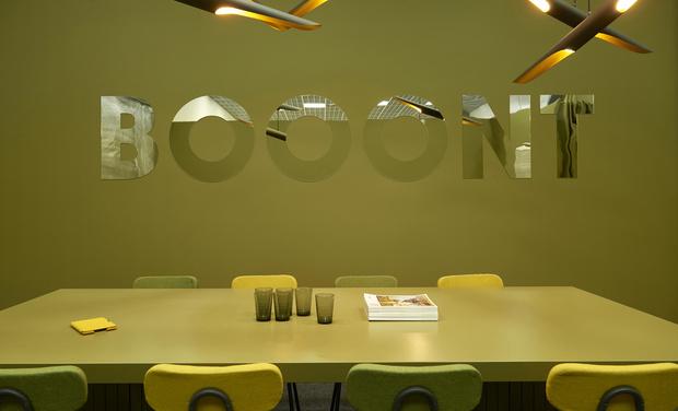 Любовь к цвету: офис интерьерной студии в Бресте (фото 8)