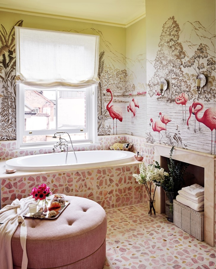 Интерьер с обложки: лондонский дом Ханны Сесил Гурне (фото 21)