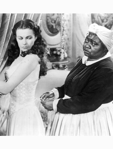 2.«Унесенные ветром»: Скарлетт О'Хара и Мамушка, 1939 год