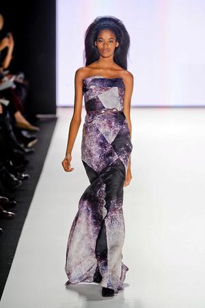 Показы мод Carolina Herrera Осень-зима 2012-2013 | Подиум на ELLE - Подиум - фото 1673