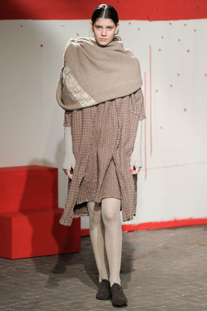 Показ Daniela Gregis коллекции сезона Осень-зима 2012-2013 года prêt-à-porter - www.elle.ru - Подиум - фото 361629