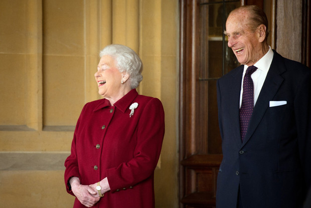 Баланс сил: история счастливого брака Елизаветы II и принца Филиппа фото [17]